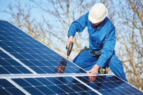 curso de paneles solares SEPE